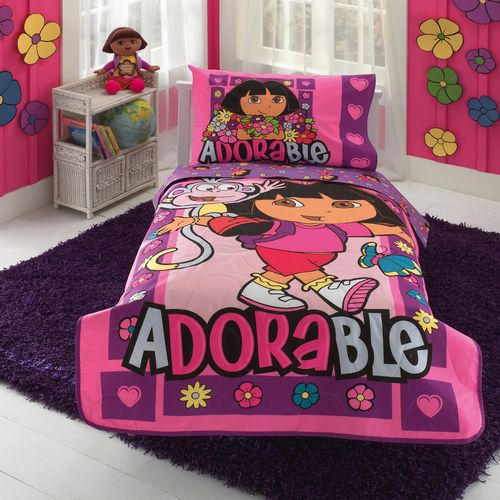 Impressive Dora Toddler Bedding Set 500 x 500 · 58 kB · jpeg